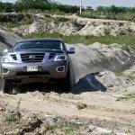 Nissan Patrol India showcase front(5)