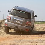 Nissan Patrol India showcase rear(2)