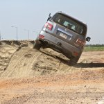 Nissan Patrol India showcase rear(4)
