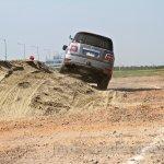 Nissan Patrol India showcase rear(6)