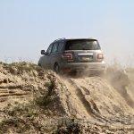 Nissan Patrol India showcase rear(9)