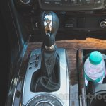 Nissan Patrol gearbox from its preview in India