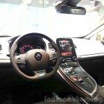 Renault Espace Initiale Paris dashboard