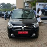 Renault Lodgy front India specification