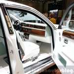 Rolls Royce Serenity dashboard at the 2015 Geneva Motor Show