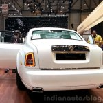 Rolls Royce Serenity rear at the 2015 Geneva Motor Show