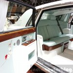 Rolls Royce Serenity rear seat at the 2015 Geneva Motor Show