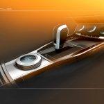 Seat 20V20 rendering gear shift knob