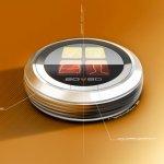 Seat 20V20 rendering infotainment controller wheel