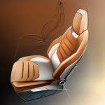 Seat 20V20 rendering seat