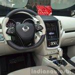 Ssangyong Tivoli EVR Concept dashboard at the 2015 Geneva Motor Show