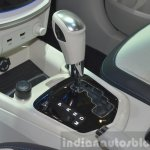 Ssangyong Tivoli EVR Concept drive selector at the 2015 Geneva Motor Show