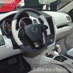 Ssangyong Tivoli EVR Concept interior at the 2015 Geneva Motor Show