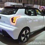 Ssangyong Tivoli EVR Concept rear three quarter at the 2015 Geneva Motor Show