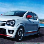 Suzuki Alto Turbo RS headlight