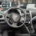 Suzuki Celerio interior at 2015 Geneva Motor Show