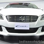 Suzuki Ciaz Aero front at the 2015 Bangkok Motor Show