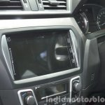 Suzuki Ciaz Aero infotainment at the 2015 Bangkok Motor Show
