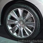 Suzuki iK-2 concept ally wheel at 2015 Geneva Motor Show