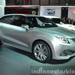 Suzuki iK-2 concept front left(2) quarter view at 2015 Geneva Motor Show