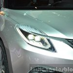 Suzuki iK-2 concept headlight at 2015 Geneva Motor Show