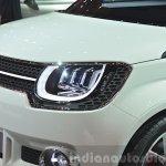 Suzuki iM-4 concept headlight view at 2015 Geneva Motor Show