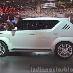 Suzuki iM-4 concept left side view at 2015 Geneva Motor Show