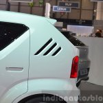 Suzuki iM-4 concept rear quarter panel view at 2015 Geneva Motor Show