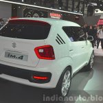 Suzuki iM-4 concept rear right three quarter view at 2015 Geneva Motor Show