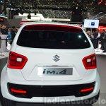Suzuki iM-4 concept rear view at 2015 Geneva Motor Show