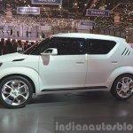 Suzuki iM-4 concept side view at 2015 Geneva Motor Show