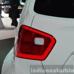 Suzuki iM-4 concept tail light view at 2015 Geneva Motor Show