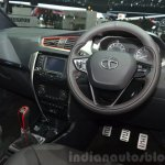Tata Bolt Sport dashboard full view at the 2015 Geneva Motor Show