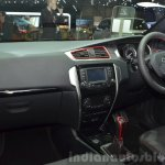 Tata Bolt Sport dashboard passenger side at the 2015 Geneva Motor Show