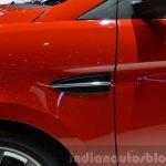 Tata Bolt Sport fender element at the 2015 Geneva Motor Show
