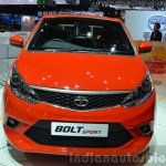 Tata Bolt Sport front at the 2015 Geneva Motor Show