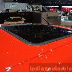 Tata Bolt Sport sunroof exterior at the 2015 Geneva Motor Show