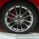 Tata Bolt Sport wheel at the 2015 Geneva Motor Show