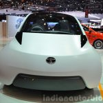 Tata ConnectNext concept front at the 2015 Geneva Motor Show