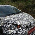Tata Kite sedan front test mule caught in Ooty