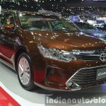 Toyota Camry facelift at the 2015 Bangkok Motor Show