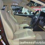 Toyota Camry facelift front seats at the 2015 Bangkok Motor Show