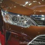 Toyota Camry facelift headlamp at the 2015 Bangkok Motor Show