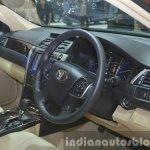 Toyota Camry facelift interior at the 2015 Bangkok Motor Show