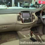 Toyota Innova dashboard at the 2015 Bangkok Motor Show