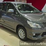 Toyota Innova front three quarter at the 2015 Bangkok Motor Show