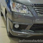 Toyota Innova headlamp at the 2015 Bangkok Motor Show