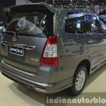 Toyota Innova rear three quarter right at the 2015 Bangkok Motor Show