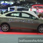 Toyota Vios side at the 2015 Bangkok Motor Show