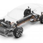 Volkswagen Sport Coupe Concept GTE plug-in hybrid drivetrain